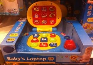 Baby's Laptop