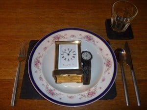 Clock Dinner