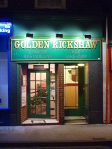 Golden Rickshaw Baldock