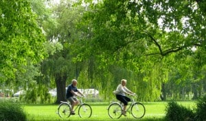 Park Cycling