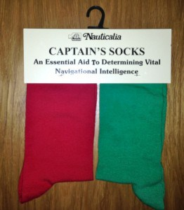 Nautical Socks