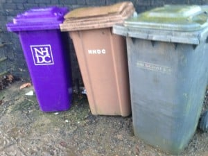 New Year Bins
