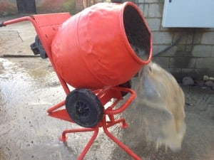 Poorly Cement Mixer 2