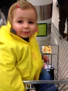 Shopping Trolley Rider
