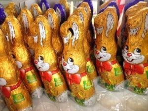 Chocolate Rabbits
