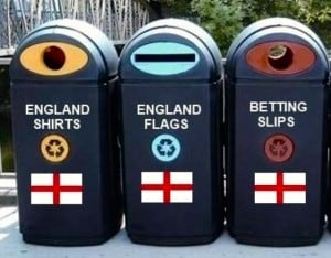 England Recycled