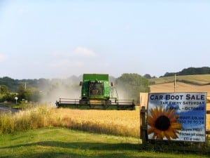 Bootsale Harvest