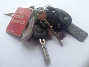 Keys 3008