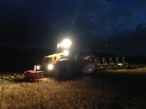 Farmer's Night Out