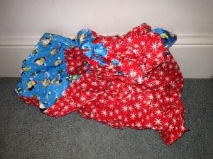 Christmas refuse