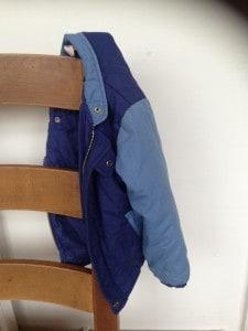 Old Blue Coat