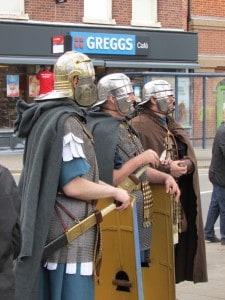 Greggs Centurions