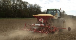 Linseed drill