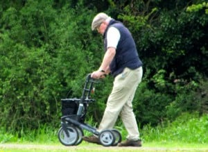 Grandad's Mower