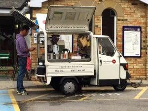 Coffee Wagon