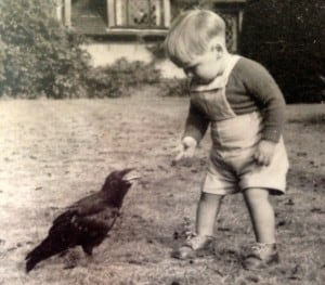Child and Crow