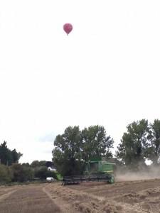 Combine balloon