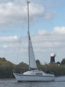 Norfolk Sailing