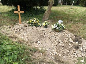 John's Grave